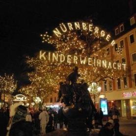 Nuremberg, Mercado de Natal, Alemanha, Europa - Foto Nathalia Molina www.comoviaja.com.br