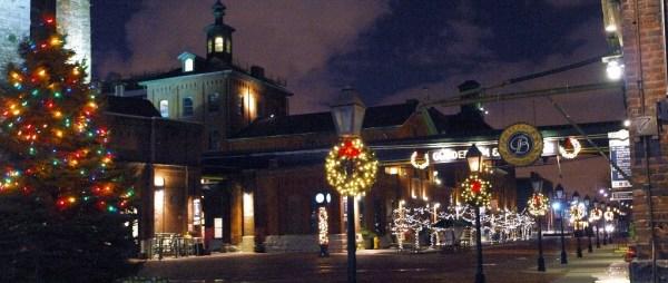 Distillery Historic District - Foto www.torontowide.com/Tourism Toronto/Divulgação