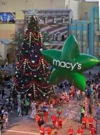 Natal, Universal, Orlando, Parada da Macys, Parque - Foto Divulgacao