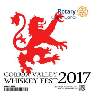 Whiskey Fest 2017 Ticket