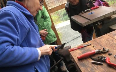 Tool Sharpening with Grant Cummins