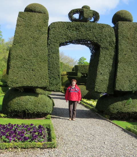 Laurene Ebbett Gardens of the Lakes District Wales and Ireland