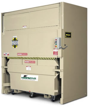 Limited Space Compactors / Vertical Compactors