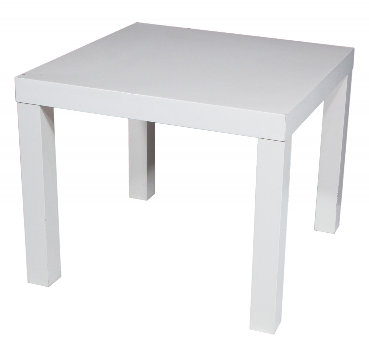 Table Basse Woody Blanche Mobilier Location
