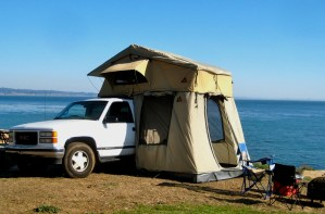 Roof Top Tents in several sizes by Tepui