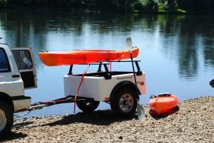 Jeep Trailer Dinoot Lightweight off road trailer
