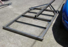 compact camping trailer frame 2