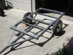 Compact Camping Concepts Welded Frame