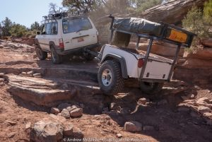 Dinoot Jeep Trailers Overland Expo