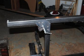 Building a No Weld Trailer Rack