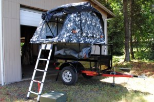 DIY Trailer Racks Bracket System we introduced earlier this year has proved to be a budget friendly way to build sturdy homemade trailer racks.
