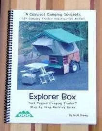 Compact Camping Trailer Construction Plans
