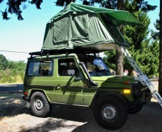 Terry D.'s G-Wagon Tent Topped