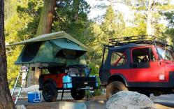 Jeep Trailer Dinoot Tub Kits Build at home on the road 3