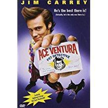 Ace Ventura Pet Detective – Jim Carrey (PG-13) (OM)