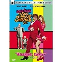 Austin Powers – The Spy Who Shagged Me – Mike Myers, Heather Graham (DVD) (WS)