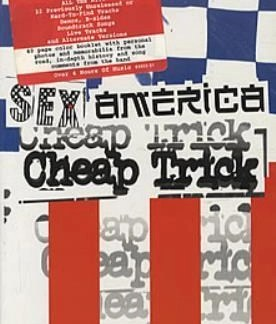 Cheap Trick – Sex America Box Set (4 CDs)