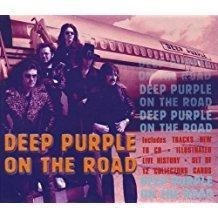 Deep Purple – On The Road (4 CDs) OOP (Wear to Outer box)