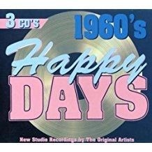 Happy Days 1960's (3 CDs) (Click for track listing)