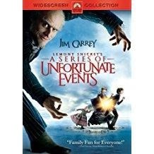 Lemony Snicket's a Series of Unfortunate Events – Jim Carrey (DVD) (WS) (LS)