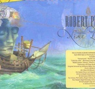 Robert Plant – Nine Lives (10 CD Box Set) (Slight wear to outer box) OOP