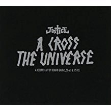 Justice – A Cross The Universe (CD and DVD) (PA)