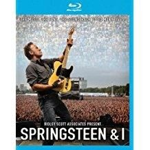 Bruce Springsteen and I – The Music. The Fans. The Soundtrack To So Many Lives (Blu-Ray)