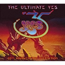 Yes – Ultimate Yes – 35th Anniversary Collection (3 CDs)