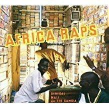 Africa Raps – Various Artists (Stickeron Cover)