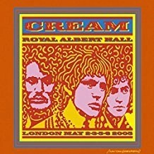 Cream – Royal Albert Hall – London May 2-3-5-6 2005 (2 CDs)