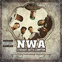 N.W.A. – Straight Outta Compton – 20th Anniversary Edition (PA)