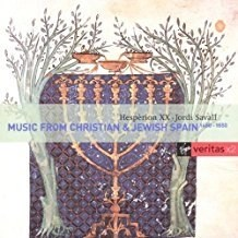 Music from Christian and Jewish Spain 1450-1550 (2 CDs)