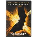 Batman Begins – A Christopher Nolan Film PG13 WS