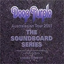 Deep Purple – Soundboard Series Australasian Tour (12 CDs) (2 CDs LS) OOP VERY RARE (A)