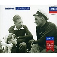 Benjamin Britten – Billy Budd, Holy Sonnets, etc. (3 CDs)