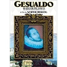 Gesualdo – Death for Five Voices Werner Herzog