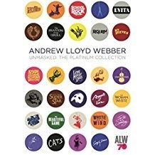 Andrew Lloyd Webber – Unmasked – The Platinum Collection (4 CDs)