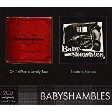 Babyshambles – Shotter's Nation – Oh! What a Lovely Tour (2 CDs + 2 DVDs) (Slight warp in outer box