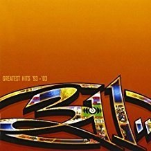 311 – Greatest Hits 93-03 (Wear to front artwork)