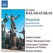 BALAKAUSKAS – Requiem