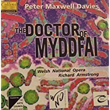Peter Maxwell Davies – The Doctor of Myddfai (2 CDs)
