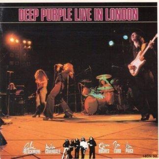Deep Purple – Live in London (Japanese Import)