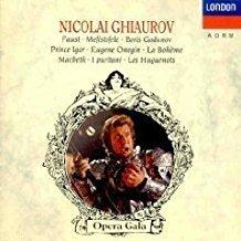 Nicolai Ghiaurov – Operatic Arias