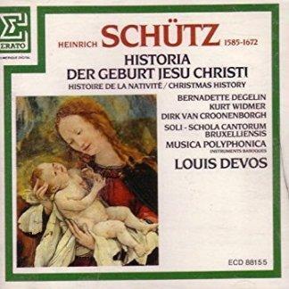 Schutz – Weihnachtshistorie – Louis Devos