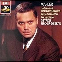 Mahler – Lieder – Dietrich Fischer-Dieskau