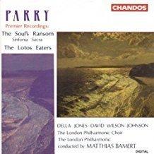 Parry – The Soul's Ransom – The Lotos Eaters  – Matthias Bamert