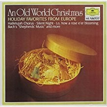 An Old World Christmas ~ Holiday Favorites from Europe