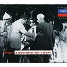 Britten – A Midsummer Night's Dream (2 CDs)