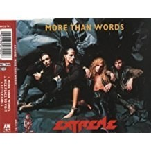 Extreme – More Than Words 3T EP