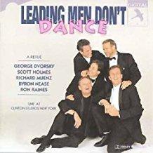 Leading Men Don't Dance – A Revue (1997 Studio Cast)